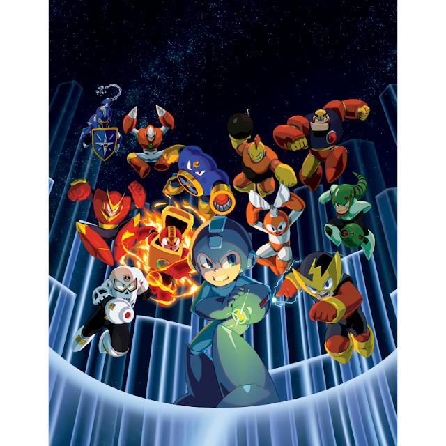 Ponte a prueba con Mega Man Legacy Collection para 3DS