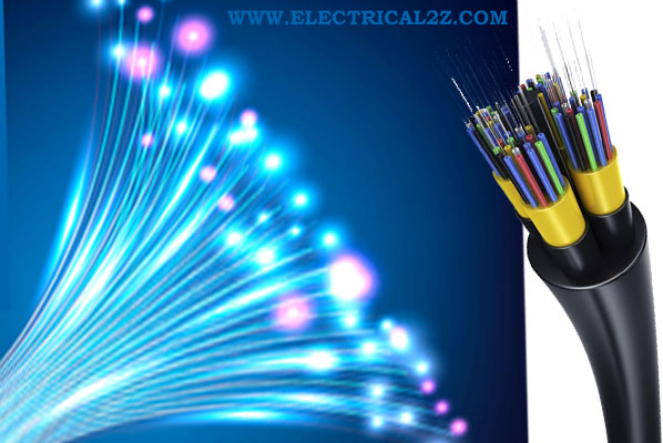 what is fiber optic cable, fiber optic cable, what is optical fibre, what is fiber cable, what is ofc cable, fiber cable @electrical2z