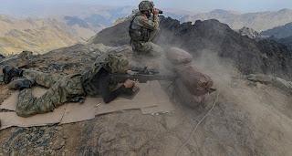 الدفاع التركية ترد على مصدر نيران إرهابية شمالي سوريا وتحيد 12 منهم