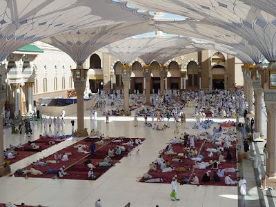 Masjid Yang Lebih Utama Untuk Shalat