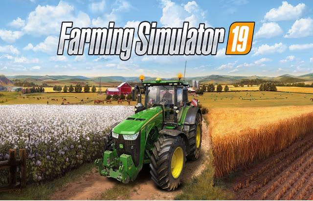 تحميل لعبة المزرعة farming simulator 19