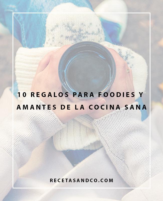 Regalos foodies