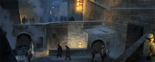 Main Street sketch by Bob Cheshire.