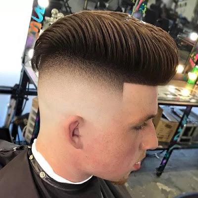 Skin (Bald) Fade