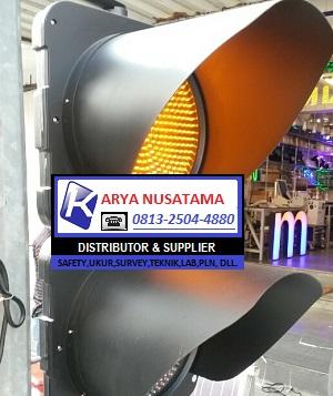 Jual Lampu Trafic 2 Aspek 2×30cm di Yogyakarta
