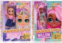 Шарнирные модницы Хэрдораблс 6 сюрпризов: Hairdorables Hairmazing Fashion Doll в продаже