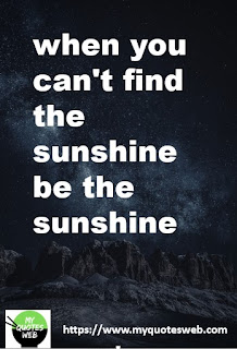 When you can't find | motivational quotes