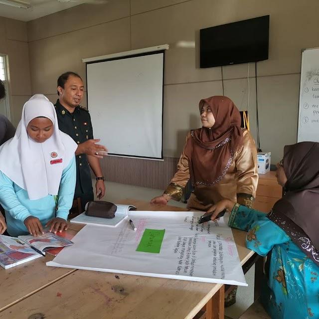 World Cafe: Strategi PLC Dengan Guru Sejarah