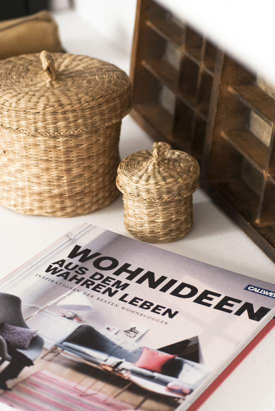 My Paradissi in a book! Wohnideen Aus Dem Wahren Leben book by interior design bloggers published by Callwey