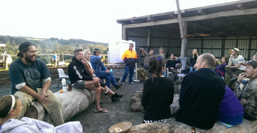 Campout 2015, meeting of investors who provided purchase money for Mt Burrell properties