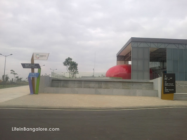 Bhartiya City Nikoo Homes Discovery Center