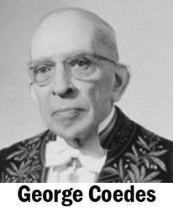 G. Coedes Peneliti Prancis