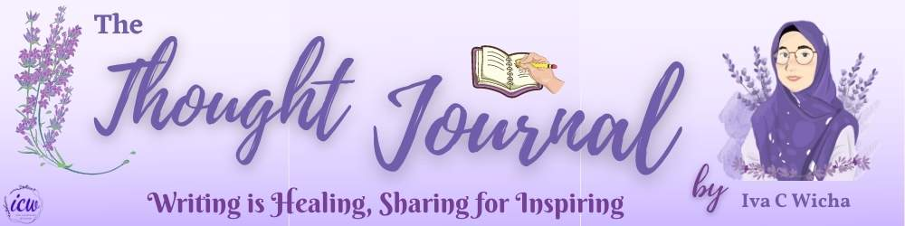header the thought journal
