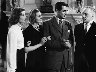 Holiday - Katharine Hepburn, Cary Grant, Henry Kolker, and Doris Nolan