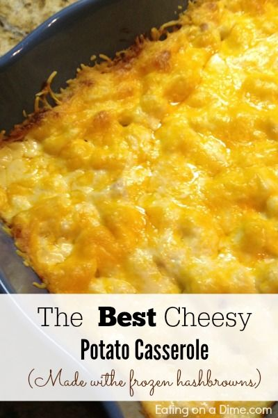 EASY CHEESY POTATO CASSEROLE RECIPE #recipes #dinnerrecipes #funrecipestomakefordinner #food #foodporn #healthy #yummy #instafood #foodie #delicious #dinner #breakfast #dessert #lunch #vegan #cake #eatclean #homemade #diet #healthyfood #cleaneating #foodstagram