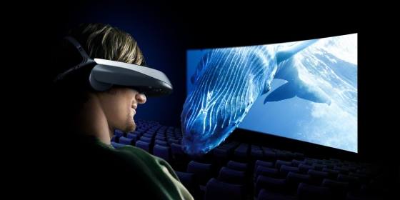 Personal 3D Viewer - Sony HMZ-T1