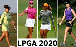 2020 LPGA Tour Schedule Calendar, dates, Events locations, host cities, purse, prize money.
