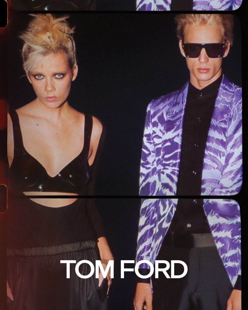 Tom Ford Spring/Summer 2020 Campaign