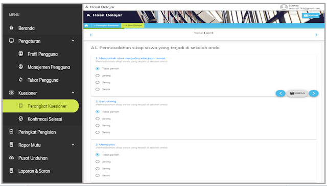 cara mengerjakan login aplikasi PMP daring di alamat http://pmp.dikdasmen.kemdikbud.go.id:1745/