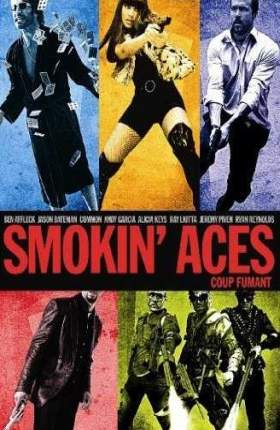 Smokin' Aces 2006 Dual Audio Hindi 850MB BluRay 720p