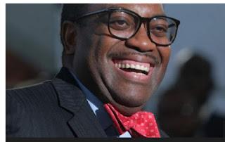 Akinwumi Adesina, the flamboyant Nigerian banker re-elected chairman of the African Development Bank (AfDB)