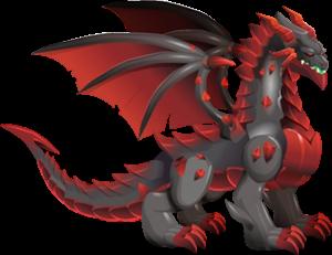 imagen del dragon obsidian