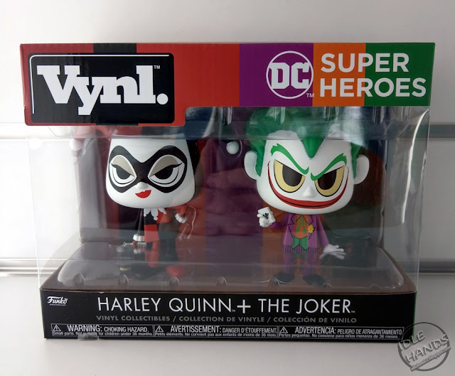 Toy Fair 2018 Funko DC Comics