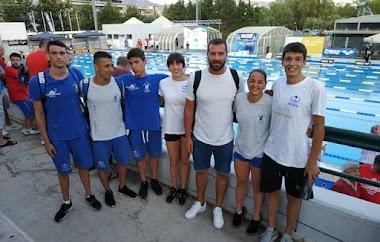 «Άγγιξε» τα μετάλλια η Νίκη Βόλου στο Εθνικό Πρωτάθλημα κολύμβησης ανδρών – γυναικών