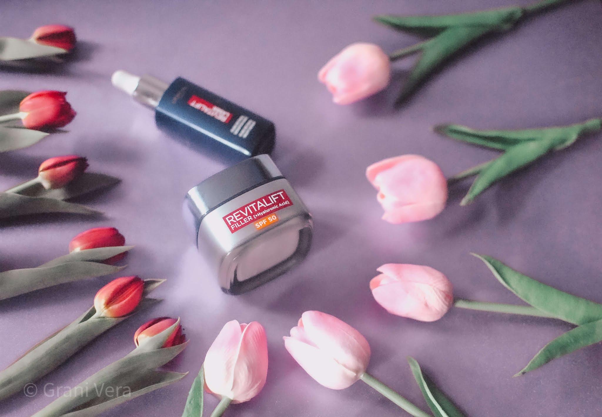 loreal-revitalift-serum-krem-spf50-opinie