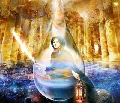 The Time of Divine Manifestation by Deborah Waldron Fry