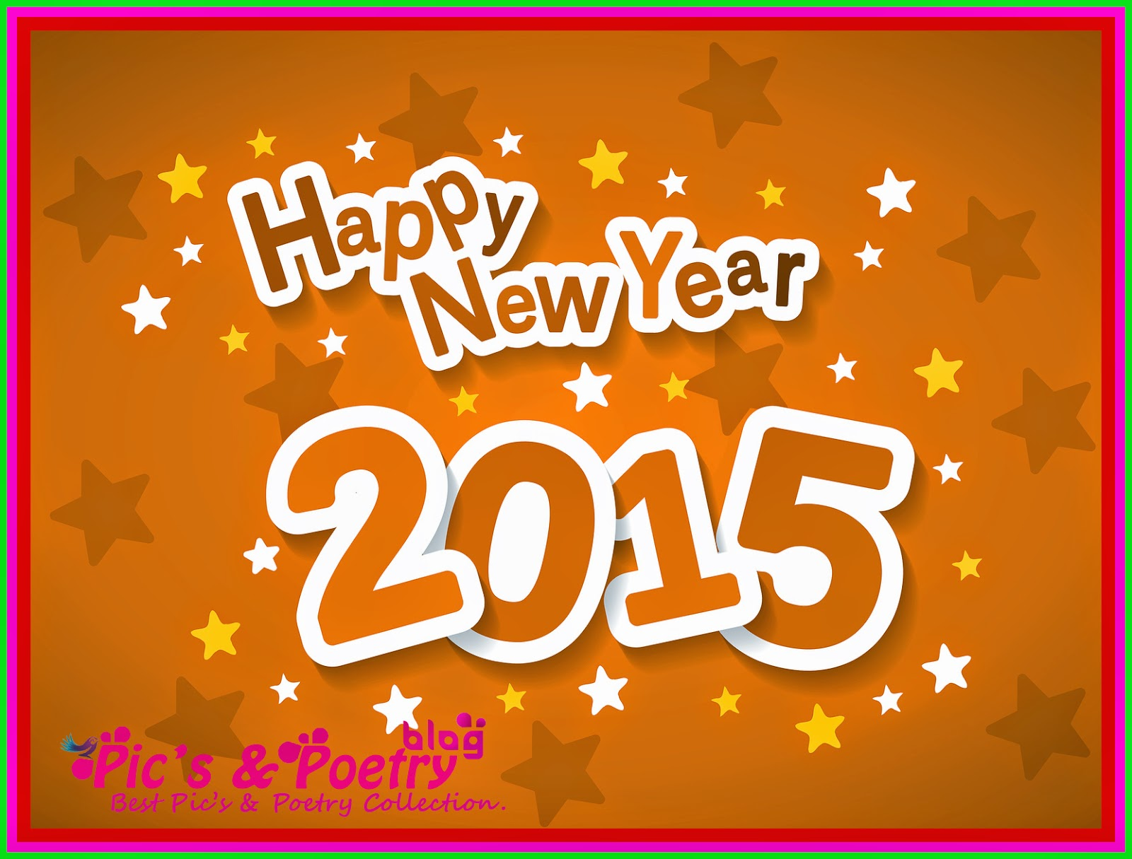 Happy new year 2015 greetings with images and quotes kristyandbryce Choice Image