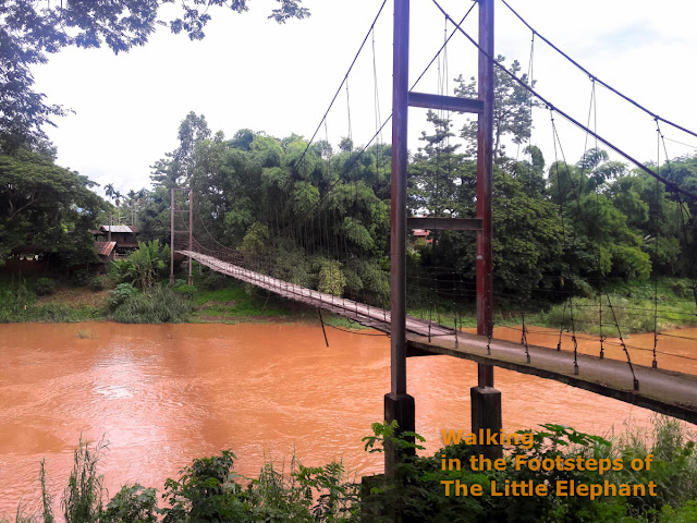 A bridge too far in Tha Wang Pha