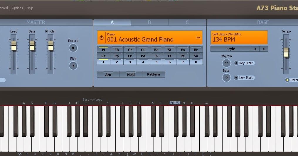 Image Result For Midi Dan Style Keyboard Gratis