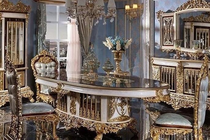 Meja Makan Luxury