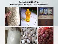 UMKM RT 08 RW 18 Wisma Jaya - Sembako