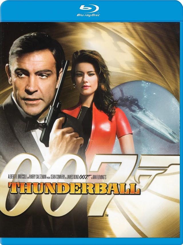 Thunderball 1965 x264 720p Esub BluRay Dual Audio English Hindi GOPI SAHI