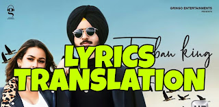 Turban King Lyrics in English | With Translation | – Nirvair Pannu