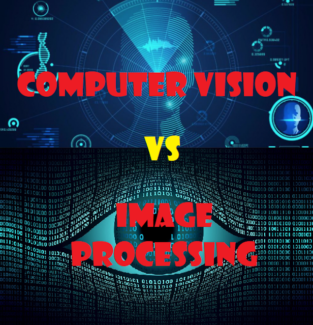 Computer Vision vs Image Processing | Difference between Computer Vision and Image Processing