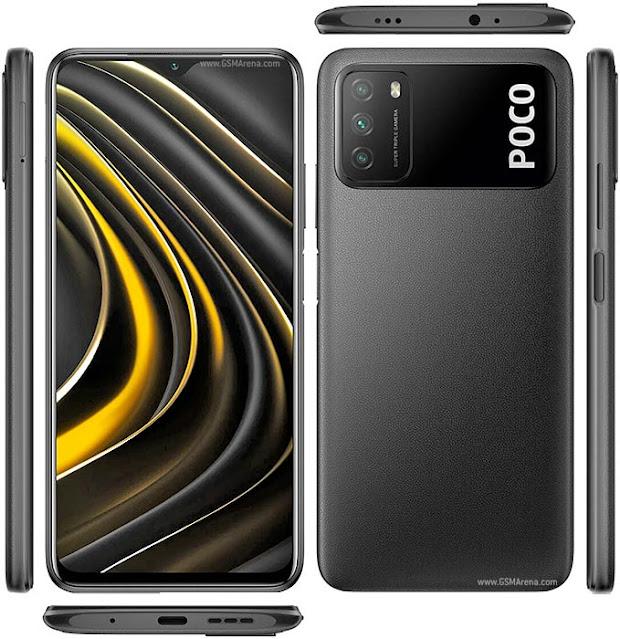 Xiaomi Poco M3 Nha Trang