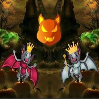 Wow Halloween Bat Forest 10