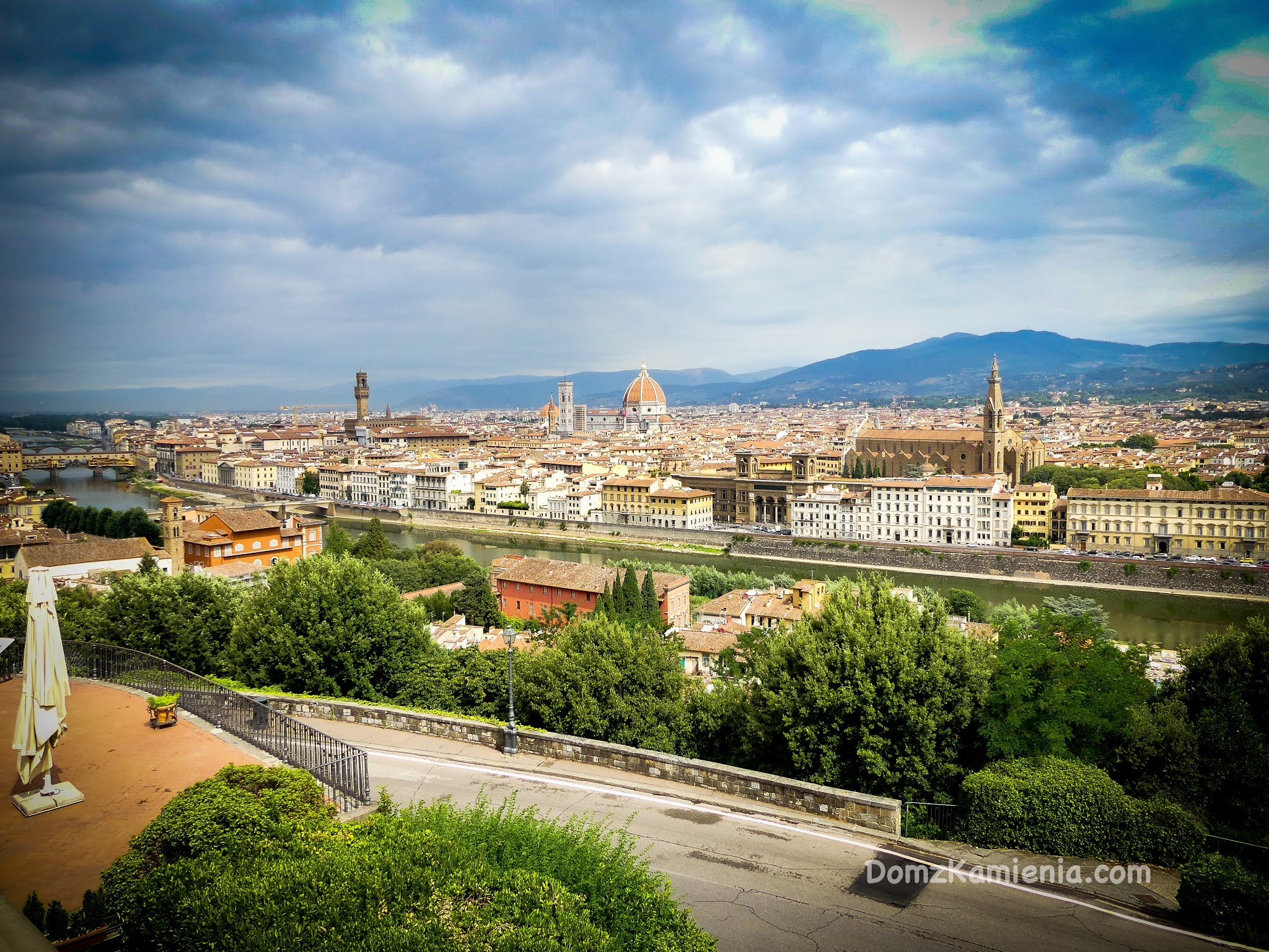 Florencja - Sekrety Florencji Kasia Nowacka