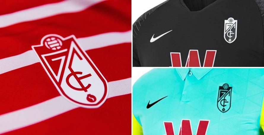 Granada CF 20-21 Home, Away & Third Kits Released - Footy Headlines