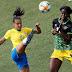Kathellen nega que seleção brasileira tenha medo da França: 'O Brasil tem nome'