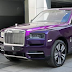 STEPPED IN THE WORLD OF SUV : ROLLS ROYCE