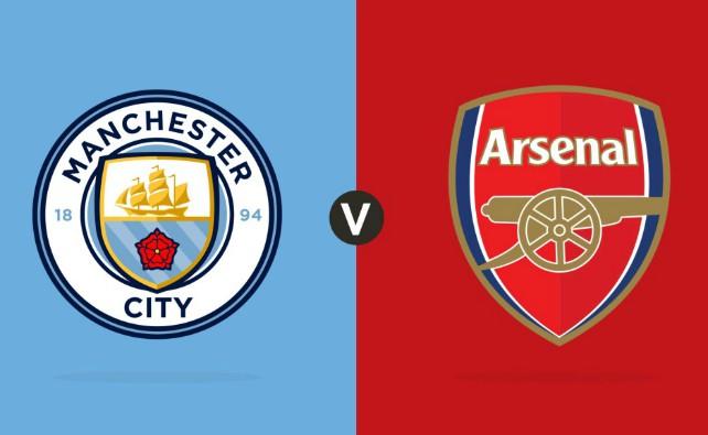 بث مباشر مباراة مانشستر سيتي وأرسنال