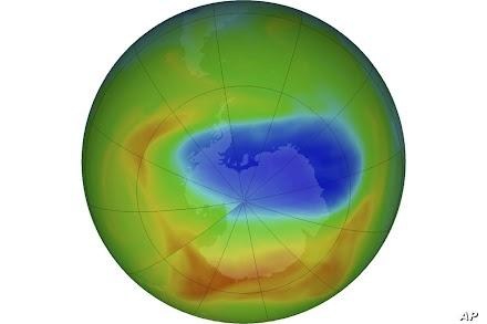 Σπάνια μείωση του στρώματος του όζοντος στην Αρκτική
