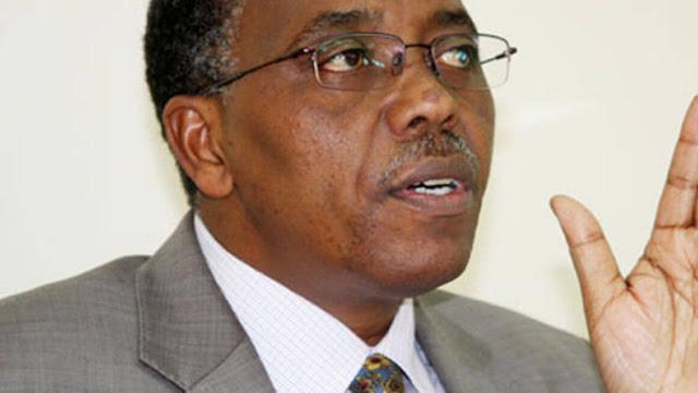 Head of Public Service Joseph Kinyua