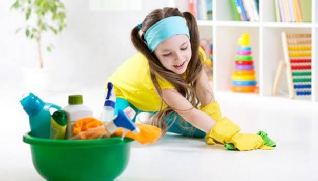 Menata Rumah bersih