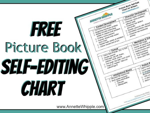 How to Self-Edit a Picture Book