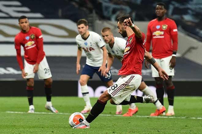 Mourinho câu trước khen Fernandes đẳng cấp, câu sau lại cạnh khóe MU